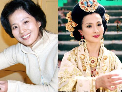Những bà mẹ trẻ đẹp ăn đứt con gái của mỹ nhân Hoa ngữ-6