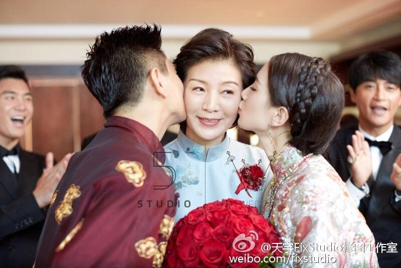 Những bà mẹ trẻ đẹp ăn đứt con gái của mỹ nhân Hoa ngữ-7