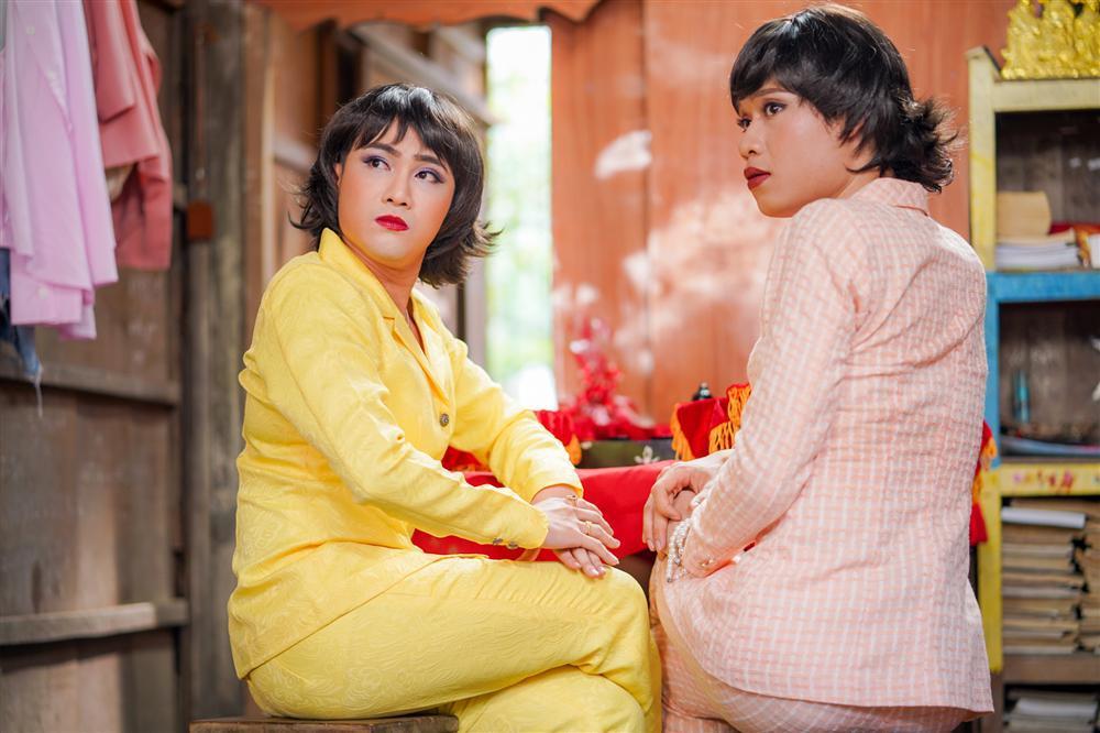 Học Quang Trung và Huỳnh Lập cách đối phó với câu hỏi Bao giờ lấy chồng-1