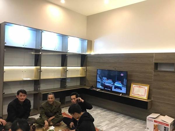 Cộng đồng mạng chúc mừng Đức Chinh xây xong nhà 3 tầng khang trang trước Tết Nguyên đán-3