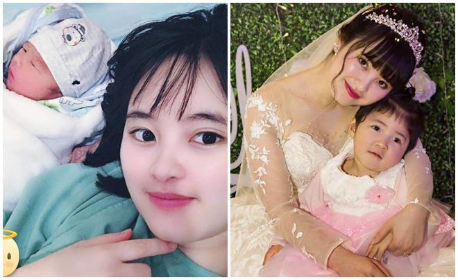 Vừa sinh mổ không đủ sức khỏe chăm sóc 2 con cùng lúc, mẹ nuôi bé gái Lào Cai lần đầu làm điều bất ngờ với Yến Nhi-1