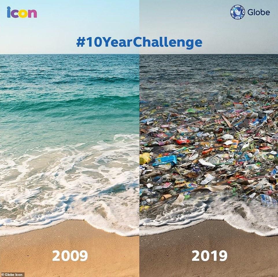 Trào lưu 10 năm thay đổi và sự thật đau lòng khi Trái đất đã biến đổi quá nhiều-1