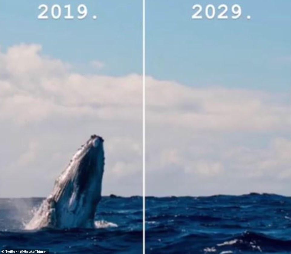 Trào lưu 10 năm thay đổi và sự thật đau lòng khi Trái đất đã biến đổi quá nhiều-8