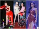 Đẹp rụng rời cả năm xong đến cuối năm Hoa hậu Tiểu Vy lại lọt top SAO MẶC XẤU vì bộ cánh sến sẩm-7