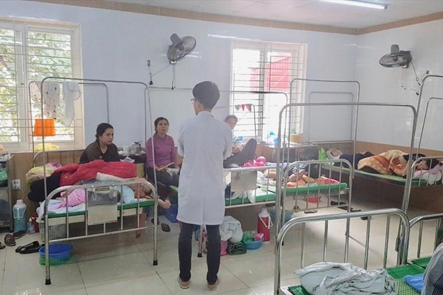 Hải Phòng: 31 trẻ em sốc phản ứng, co giật sau tiêm vắc xin Combe Five-1