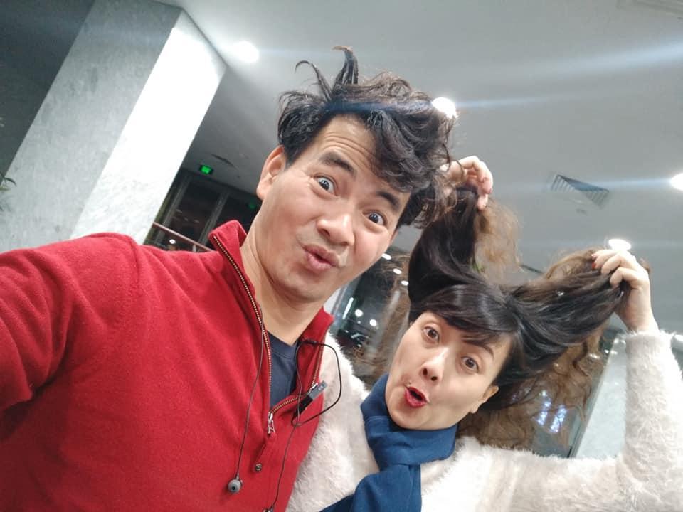Táo Quân 2019 hé lộ hậu trường hài hước của Vân Dung và các nghệ sĩ-2