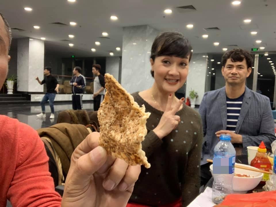 Táo Quân 2019 hé lộ hậu trường hài hước của Vân Dung và các nghệ sĩ-8