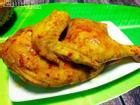 Phát thèm với món thịt gà hấp mắm xả ngon thật ngon