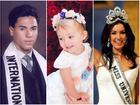 ĐẸP CŨNG PHẢI DO DI TRUYỀN: Mẹ là Hoa hậu Hoàn vũ - bố là Nam vương Quốc tế, bảo sao cô bé này xinh như thiên thần