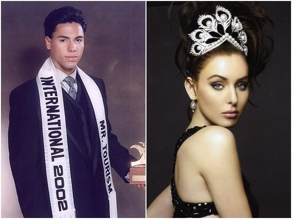 ĐẸP CŨNG PHẢI DO DI TRUYỀN: Mẹ là Hoa hậu Hoàn vũ - bố là Nam vương Quốc tế, bảo sao cô bé này xinh như thiên thần-2