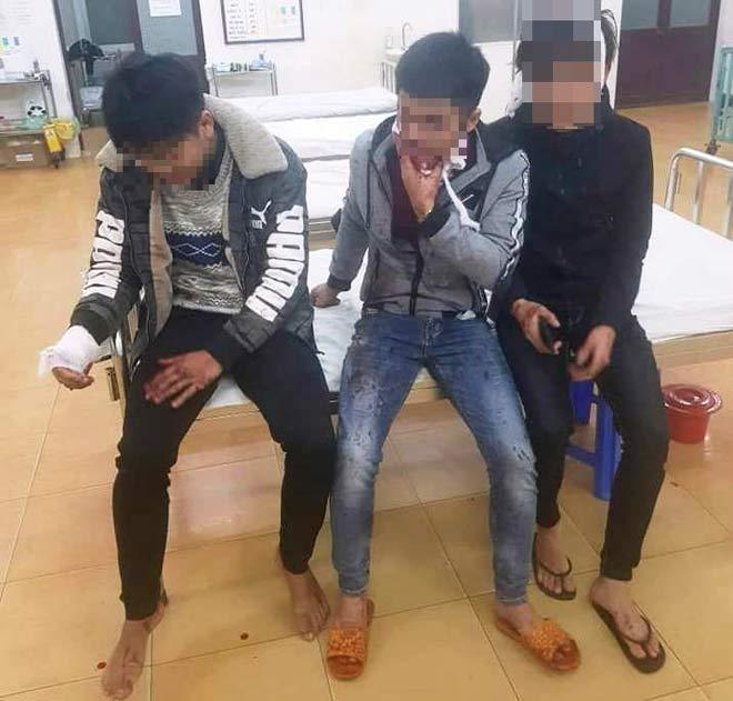 6 thanh niên bị truy sát trong quán cà phê: Lời kể của người trong cuộc-1