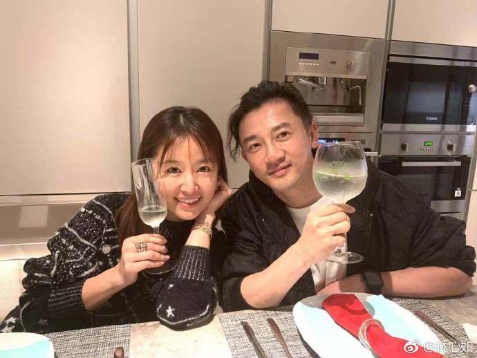 Bạn thân mấy ai được như Tô Hữu Bằng: Đích thân xuống bếp nấu nướng mừng sinh nhật Lâm Tâm Như-1