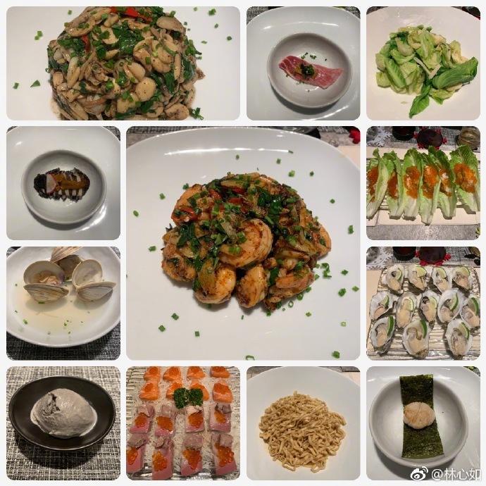 Bạn thân mấy ai được như Tô Hữu Bằng: Đích thân xuống bếp nấu nướng mừng sinh nhật Lâm Tâm Như-5