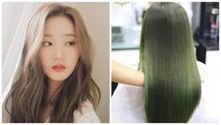 Top 10 màu nhuộm tóc HOT nhất giúp chị em chơi Tết 'chất phát ngất'