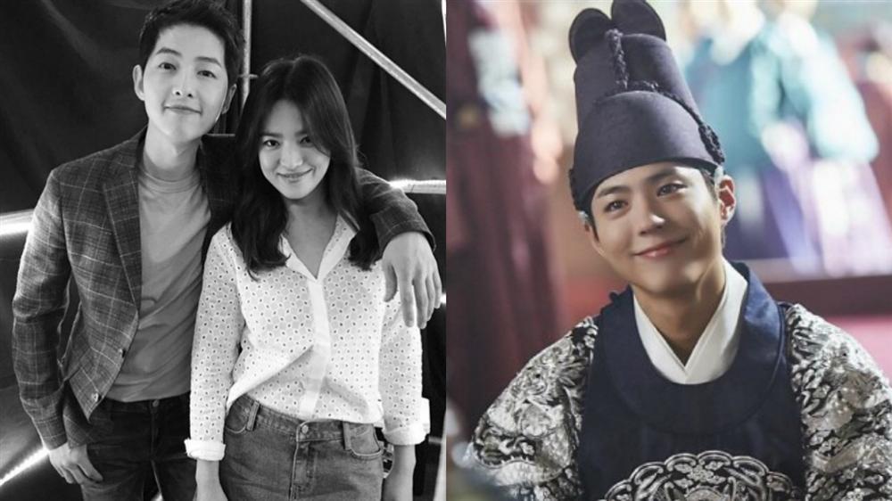 Park Bo Gum đánh giá bất ngờ về đàn chị Song Hye Kyo sau khi đóng phim chung-1