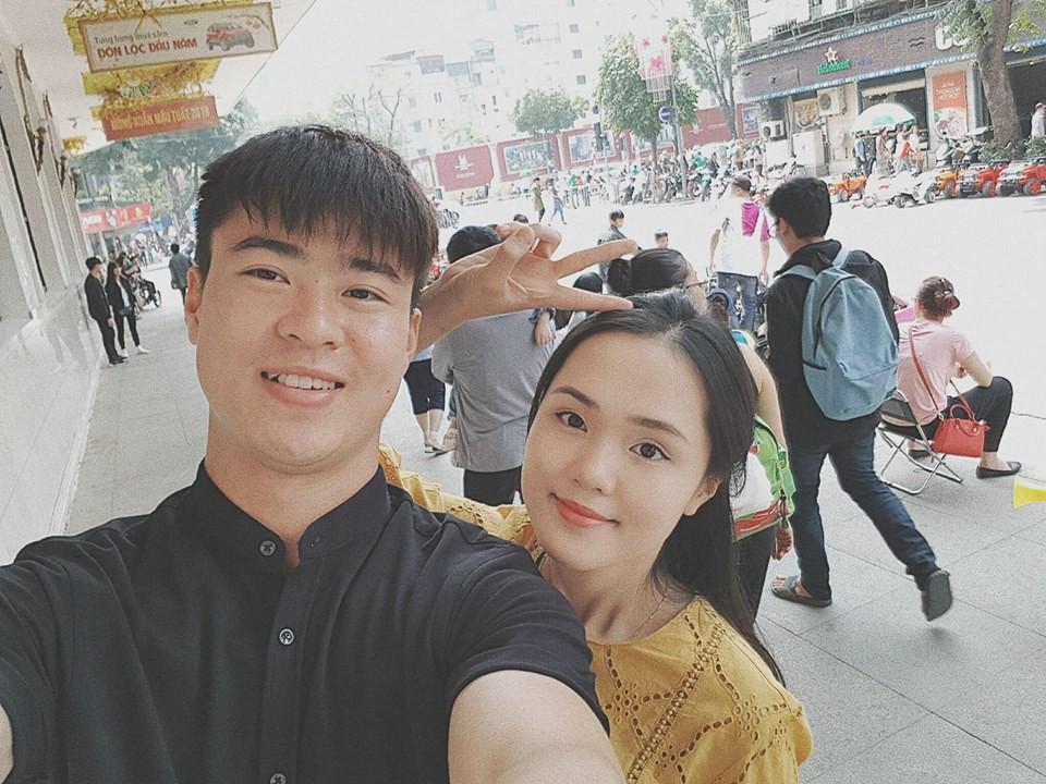 Bạn gái tuyển thủ Việt Nam và những lần đáp trả cực gắt trên mạng-1