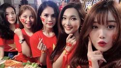 Bạn gái tuyển thủ Việt Nam và những lần đáp trả 'cực gắt' trên mạng