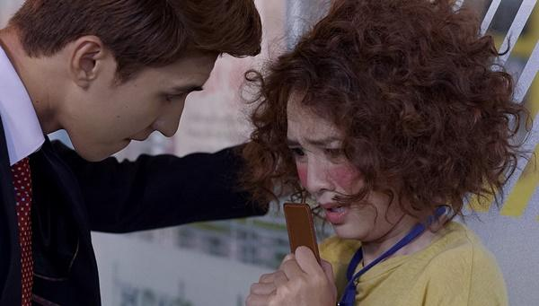 Chi Pu bất lực nhìn Lan Ngọc khóc lóc vì lụy tình trong tập 8 Mối Tình Đầu Của Tôi-5