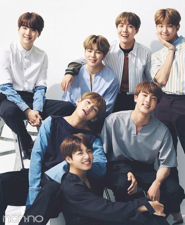 BTS vượt mặt The Beatles và The Rolling Stone trên Top 10 ban nhạc nam vĩ đại nhất mọi thời đại, bạn có tâm phục khẩu phục?-1