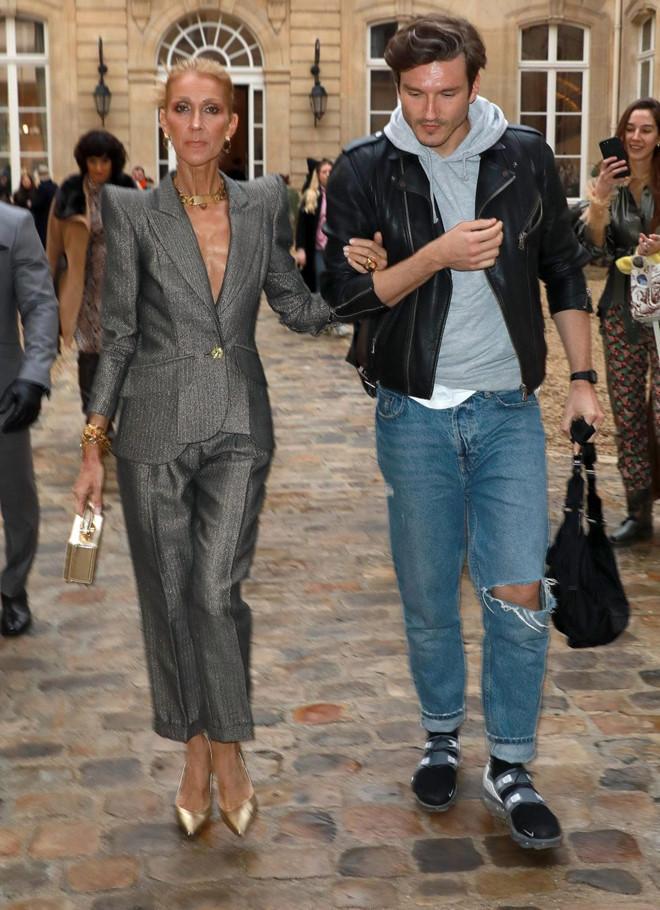 Celine Dion nói về mối quan hệ với trai đẹp kém 16 tuổi-1