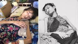 Người mẫu 9x Kim Anh qua đời ở tuổi 26 sau thời gian điều trị ung thư buồng trứng giai đoạn cuối