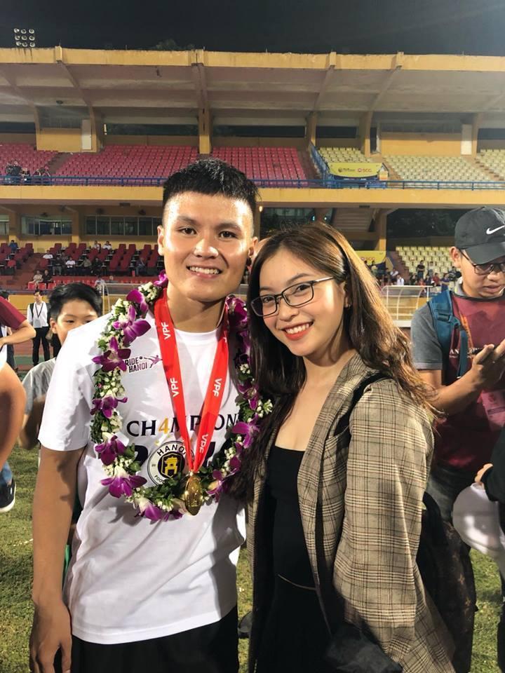 Bạn gái Quang Hải: Quá nhiều fan nữ nhắn tin cho bạn trai tôi-4