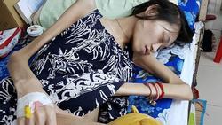 Xót xa số phận người mẫu Kim Anh: Qua đời sau sinh nhật 3 ngày, cơ thể chỉ còn da bọc xương chẳng kịp đón Tết