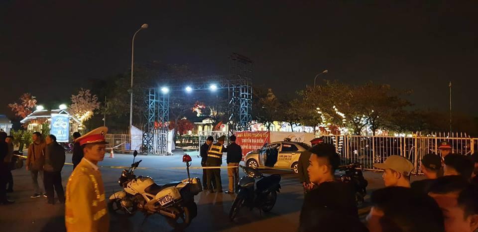 Hà Nội: Tài xế taxi nghi bị cứa cổ đã phát tin cầu cứu trước khi chết-2