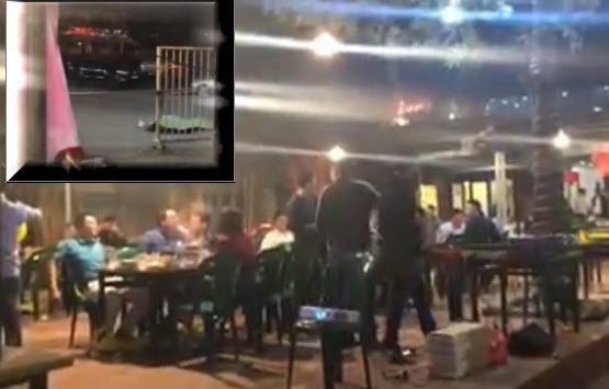 Tài xế taxi bị cắt cổ nằm chết gần quán, hơn 10 khách ăn nhậu tỉnh bơ-1