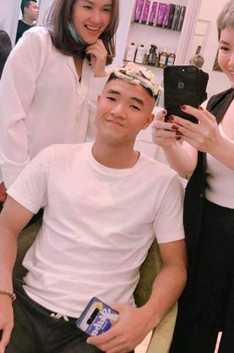 Bộ sưu tập tóc chất lừ chuẩn bị ăn Tết của cầu thủ ĐT Việt Nam-5