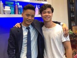 Bộ sưu tập tóc chất lừ chuẩn bị ăn Tết của cầu thủ ĐT Việt Nam
