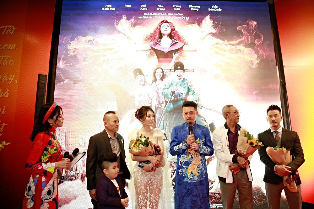 Sau chuỗi ngày chống chọi với căn bệnh ung thư, diễn viên Lê Bình xuất hiện khỏe mạnh tại sự kiện ra mắt phim Táo quậy-8