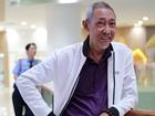 Sau chuỗi ngày chống chọi với căn bệnh ung thư, diễn viên Lê Bình xuất hiện khỏe mạnh tại sự kiện ra mắt phim 'Táo quậy'