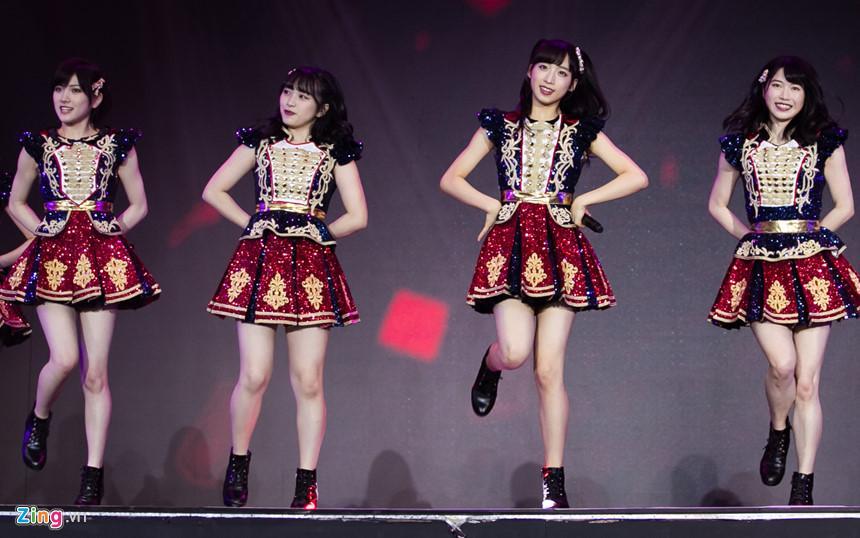 Nét đẹp tươi mới của hot girl 9X, 10X từ nhóm nhạc độc nhất thế giới-1