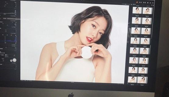 Park Shin Hye gây shock khi cắt phăng mái tóc dài gây thương nhớ-1
