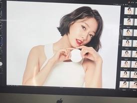 Park Shin Hye gây shock khi cắt phăng mái tóc dài gây thương nhớ