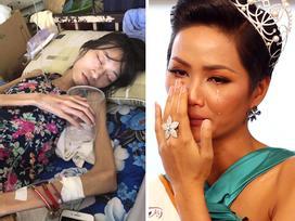 H'Hen Niê gửi lời vĩnh biệt đến người mẫu 9x qua đời vì ung thư buồng trứng khiến người đọc nghẹn đắng