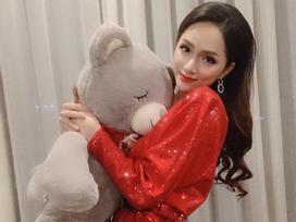 Hương Giang Idol công khai 'Gấu' sau khi từ chối lời cầu hôn của Khánh Ngô