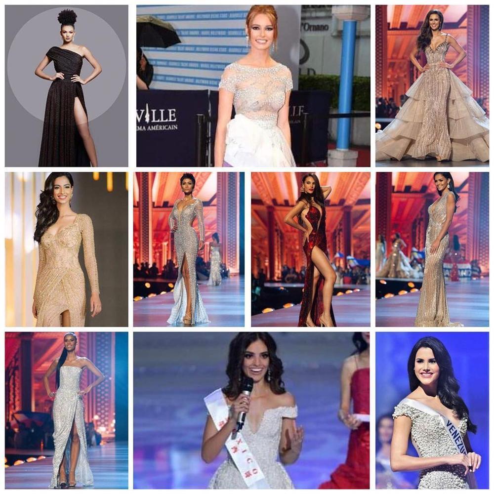 KỲ TÍCH NỐI TIẾP KỲ TÍCH: HHen Niê xuất sắc lọt top 10 Hoa hậu của các hoa hậu 2018-1