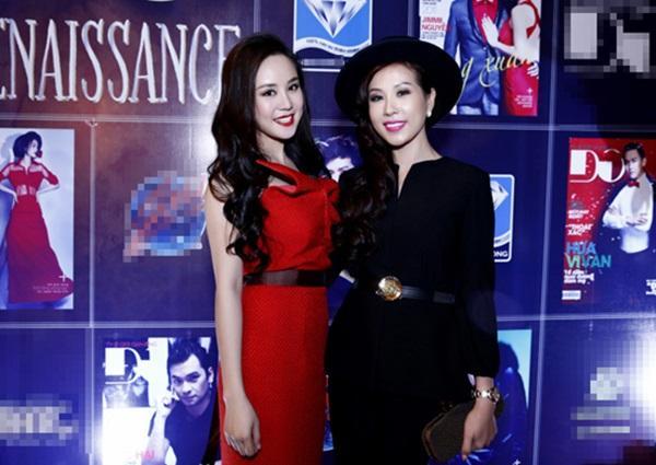 Vy Oanh gay gắt chỉ trích HH Thu Hoài khi công khai bênh vực Minh Tuyết vụ cướp hit-1