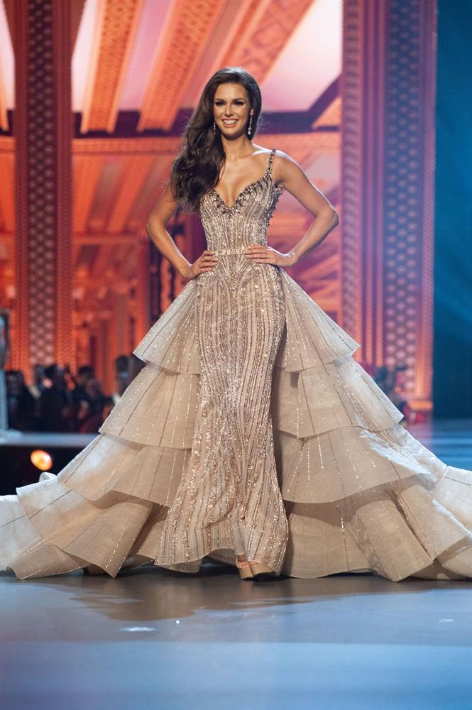 KỲ TÍCH NỐI TIẾP KỲ TÍCH: HHen Niê xuất sắc lọt top 10 Hoa hậu của các hoa hậu 2018-6