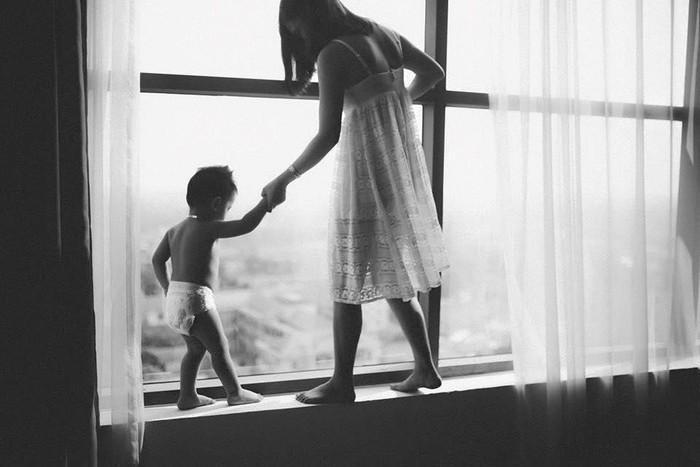 Gửi những người mẹ đơn thân: Tết này phải thật mạnh mẽ!-4