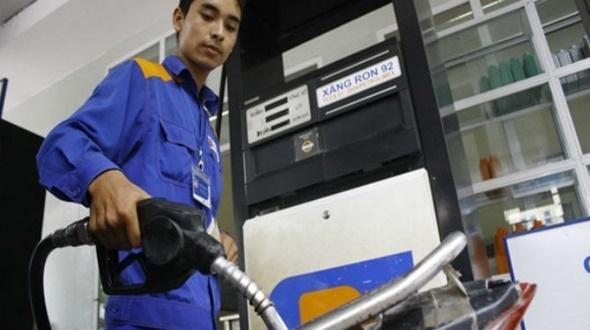 Giá xăng dầu giữ nguyên dịp Tết Nguyên đán-2