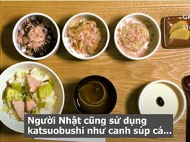 Món ăn cứng nhất thế giới từ cá ngừ của Nhật Bản