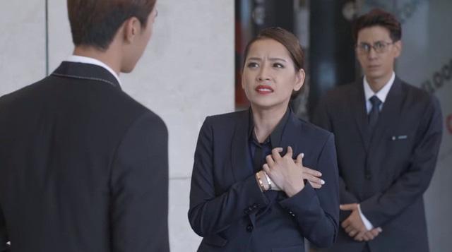 Chi Pu suýt bị lộ tẩy thân phận trước mặt Bình An trong tập 10 Mối Tình Đầu Của Tôi-2
