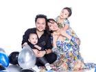 Cựu mẫu Trang Nhung lần đầu hé lộ gương mặt của quý tử 1 tuổi