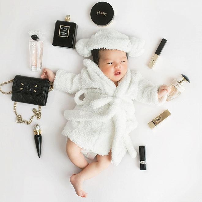 Diệp Lâm Anh lần đầu công khai gương mặt con gái đầu lòng sau 3 tháng giấu kín-1