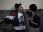 Bị Thu Trang dọa giết, Diệu Nhi sợ 'xanh mặt' khóc lóc van xin
