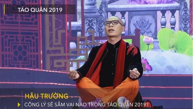 Táo Quân 2019 tung trailer: Cô Đẩu bất ngờ cạo trọc làm thầy tu-2
