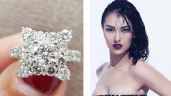 Bị bóc phốt 'chôm ảnh nhẫn kim cương sống ảo', Hồng Quế thừa nhận nhưng không thèm giải thích thêm